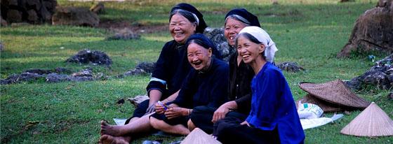 Vietnam et les 54 groupes ethniques