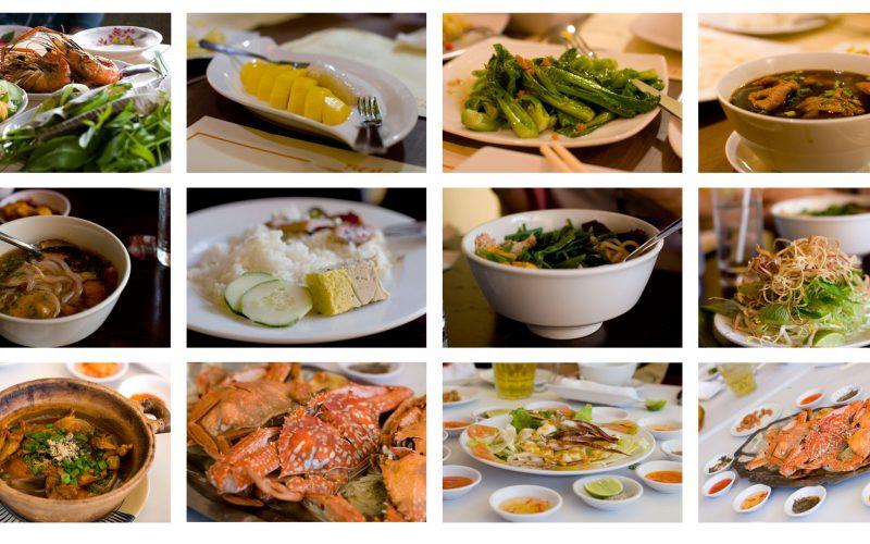 les plats vietnamiens