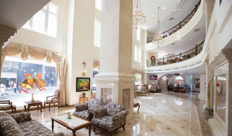 Hotel vietnam Grand Hotel Saigon