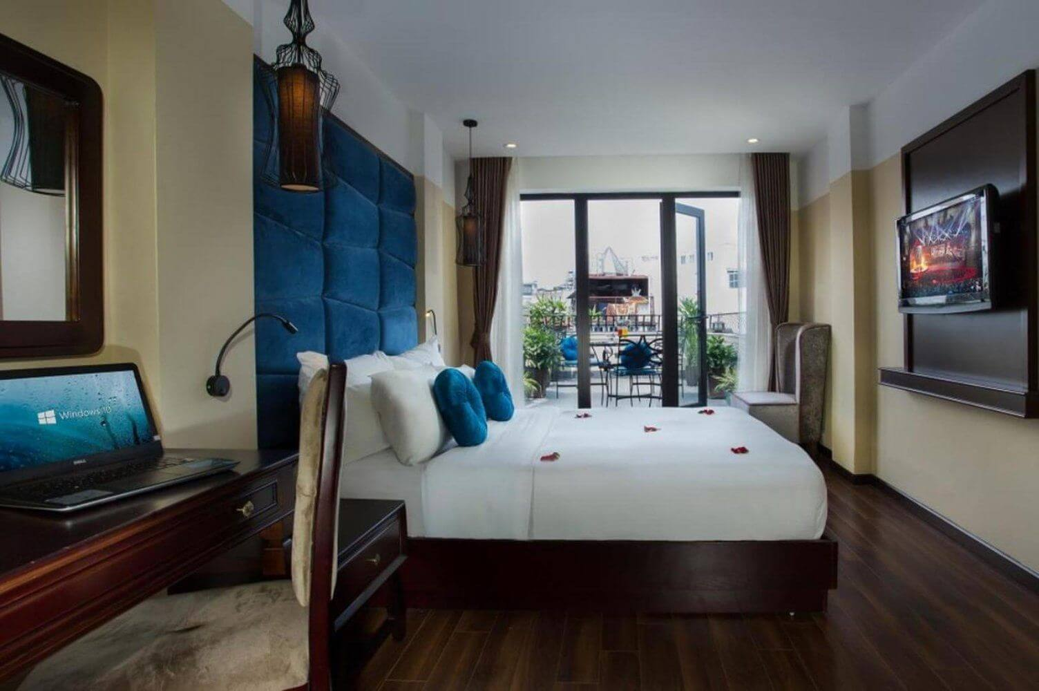 Hotel Vietnam Hanoi La Siesta Trendy