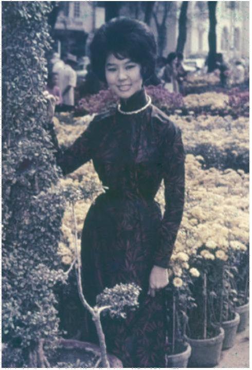 Ao dai années 60