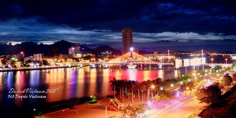 voyager au vietnam, visiter danang