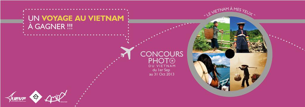 concours photographique 2013 un voyage au vietnam gagner. Black Bedroom Furniture Sets. Home Design Ideas