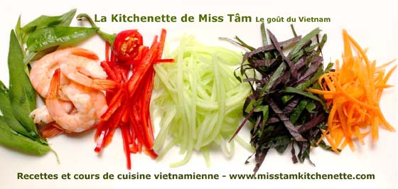 Rencontre avec Miss Tâm et découverte de sa Kitchenette (Copyright : La Kitchenette de Miss Tâm)