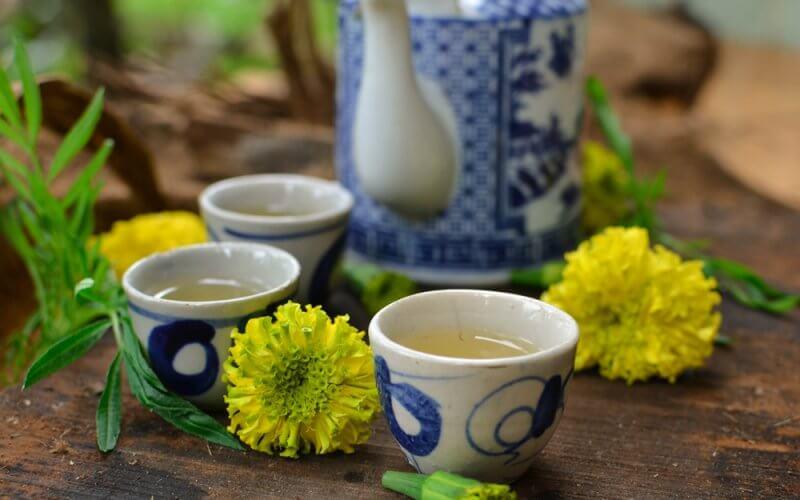 thé boissons vietnam