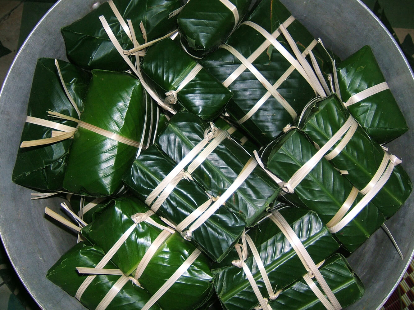 banh chung tet vietnam