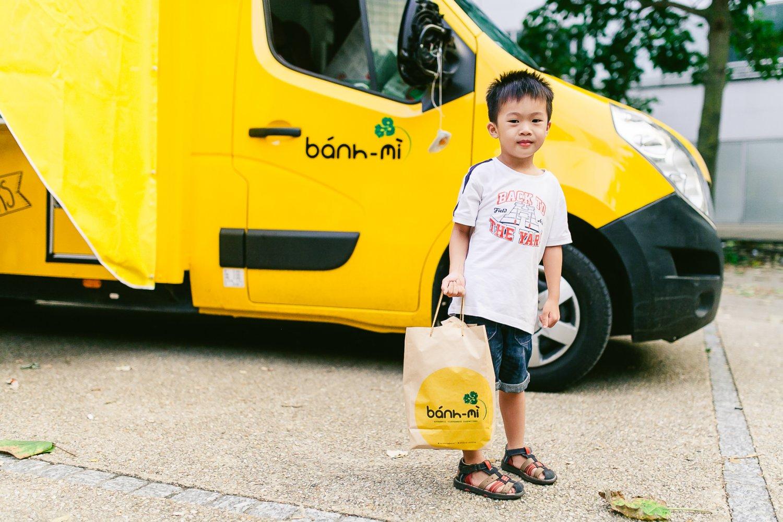 Banh mi Happy Truck – un pas de plus vers la cuisine vietnamienne