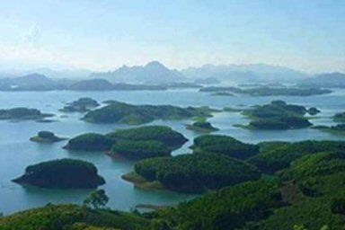 voyage au vietnam lac thac ba