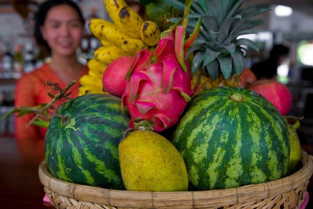vietnam basse saison fruits tropicaux