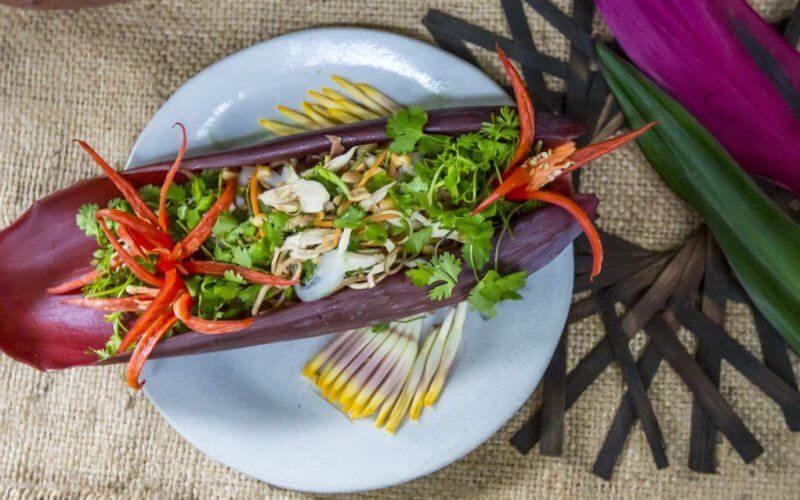 L Utilisation Des Fleurs Dans La Cuisine Vietnamienne 360 Indochine