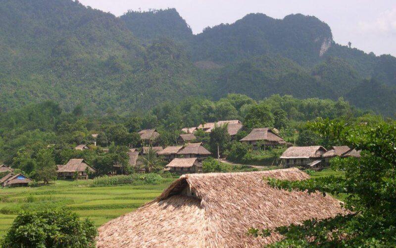 mai hich rizieres vietnam