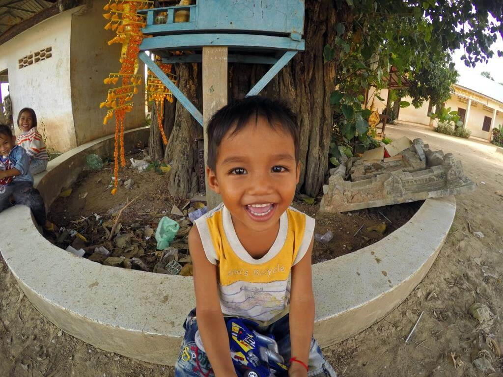 visiter cambodge sourire cambodgiens
