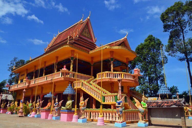 visiter cambodge temple Koh Dach Blog 360