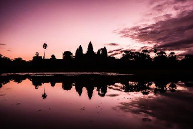 voyager au Cambodge temples Angkor