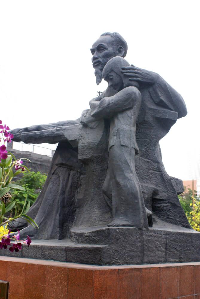 monuments français saigon amica travel