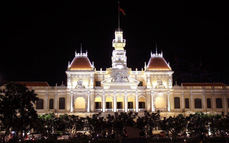Saigon Ho Chi Minh Vietnam voyage