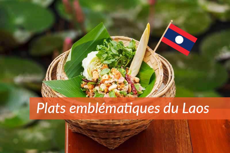 Que Manger à Luang Prabang Degrés - Cuisine laotienne