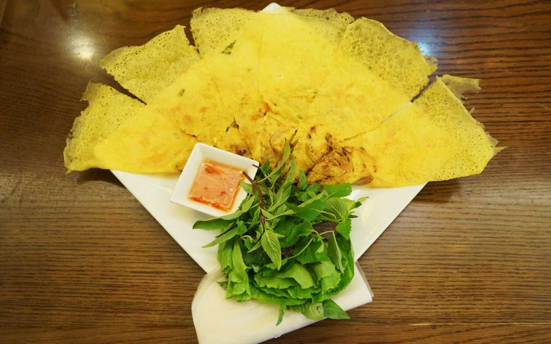 banh xeo crepe vietnamienne
