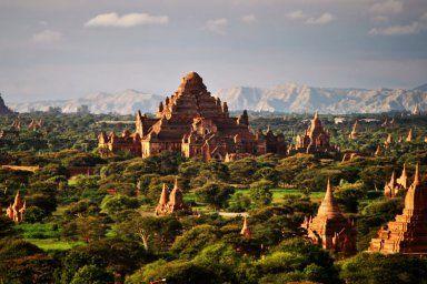 Bagan, terre des patrimoines - Amica Travel