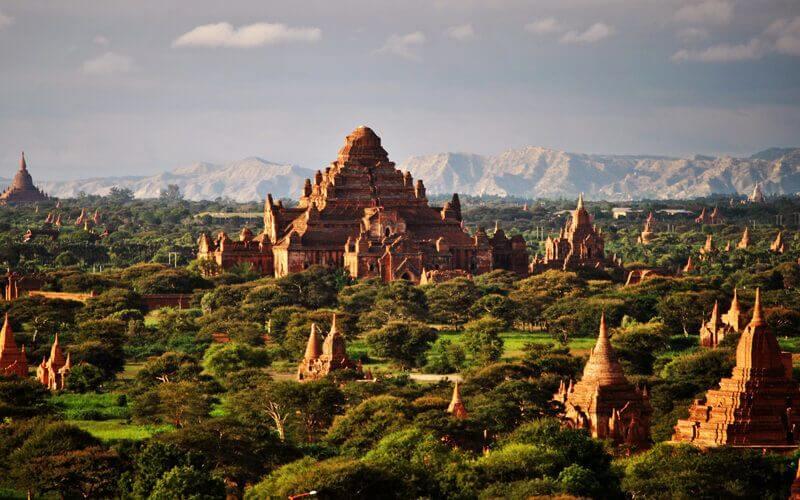 Bagan terre patrimoines