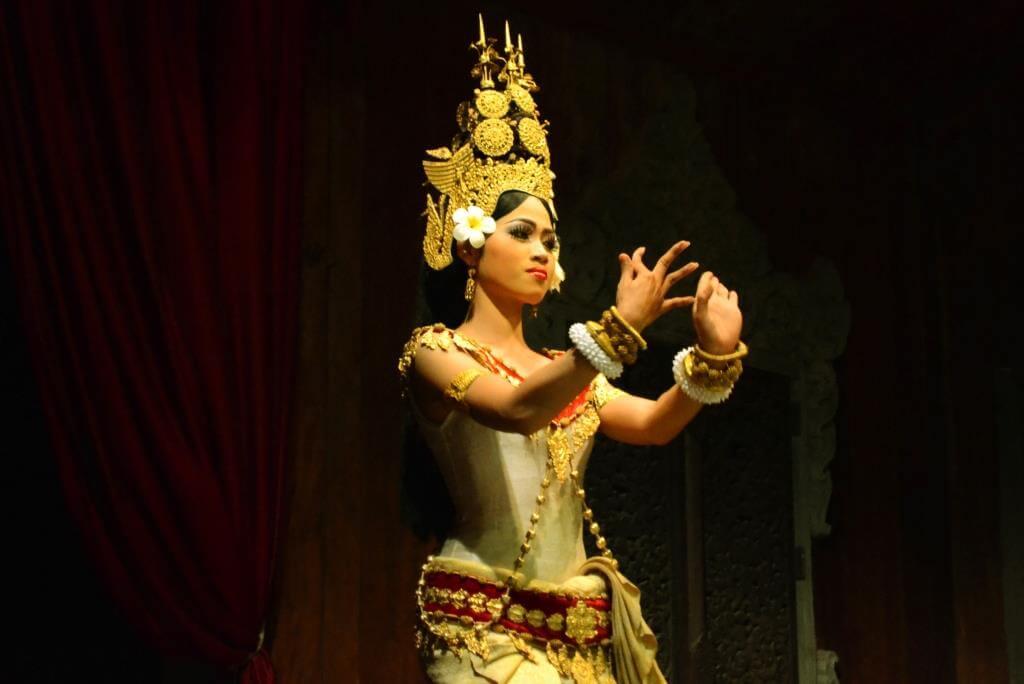 beauté apsara cambodge