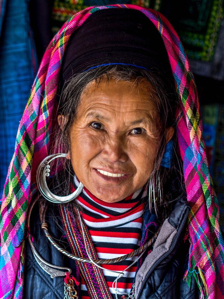 beauté hmong vietnam