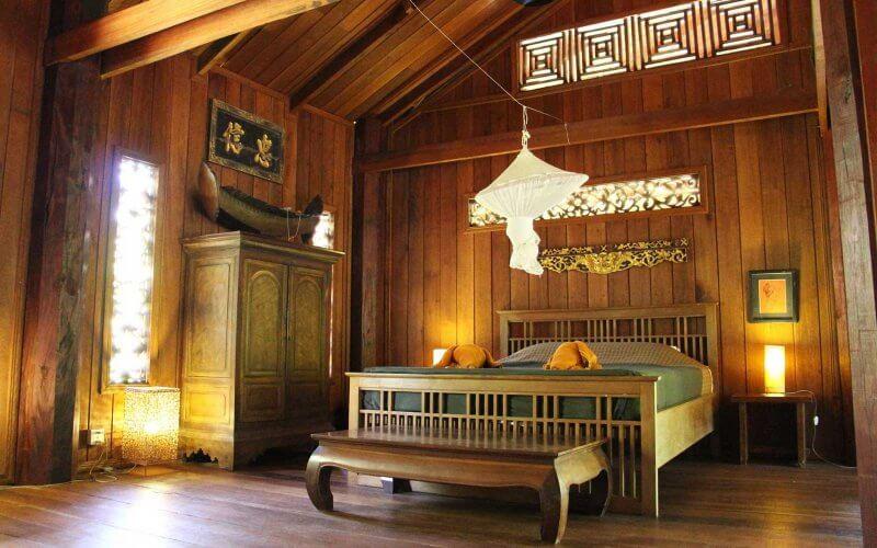 chambre Rajabori Villas Kep