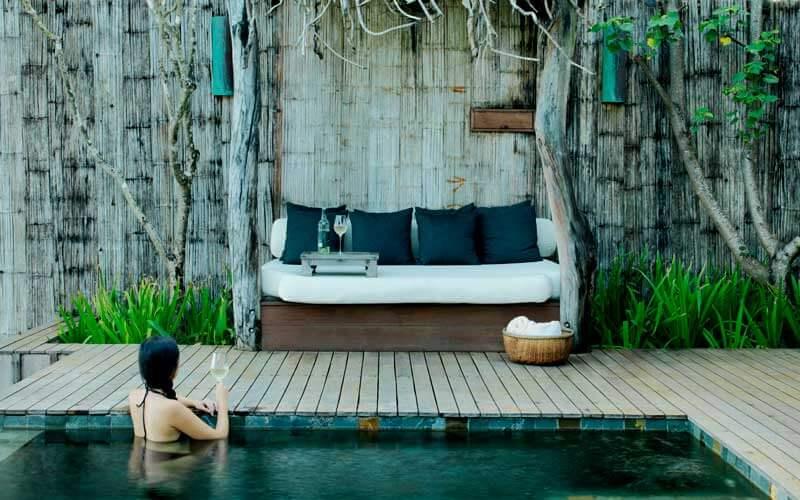 piscine Song Saa Lodge