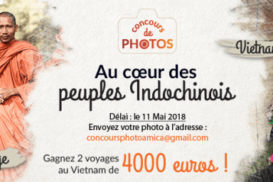 Concours photos Amica Travel