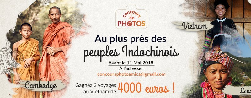 Concours photographique Amica Travel