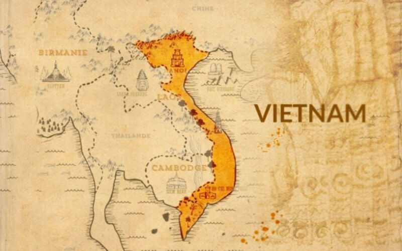 toponymie étymologie vietnam