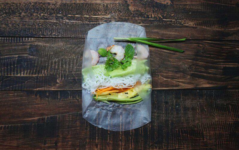 rouleaux printemps cuisine vietnam