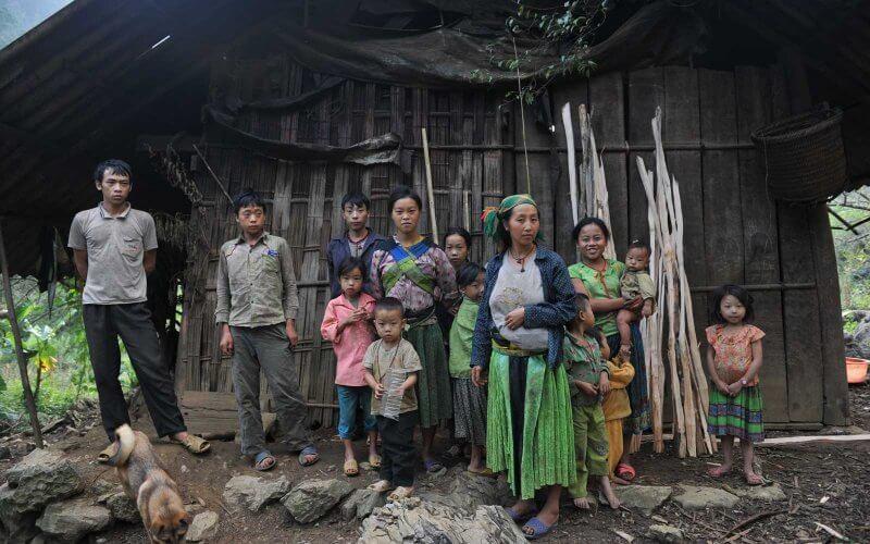famille hmong va tai pen