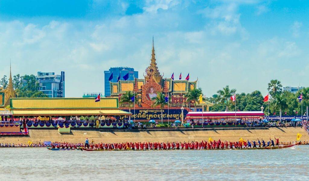calendrier fêtes cambodge 2018