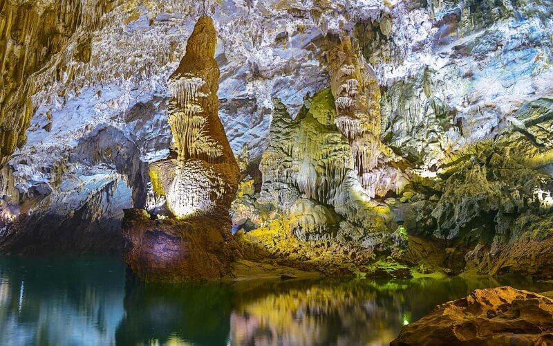 grotte phong nha vietnam