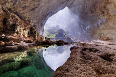 grottes son doong vietnam