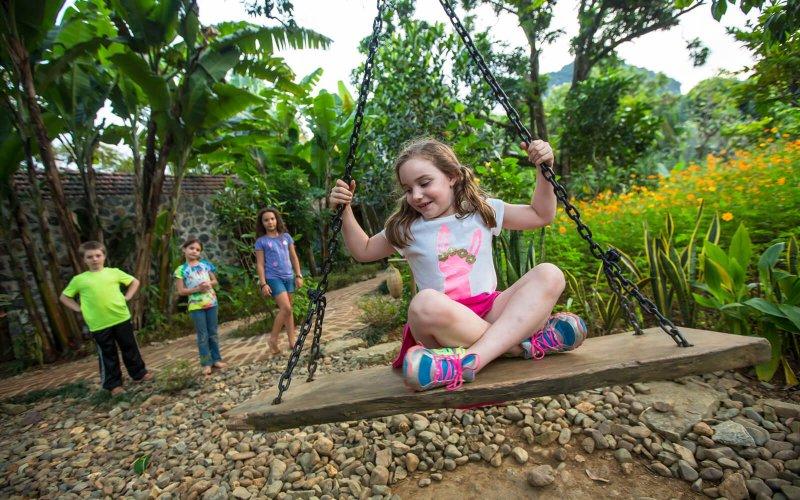 Idées de voyage avec les enfants