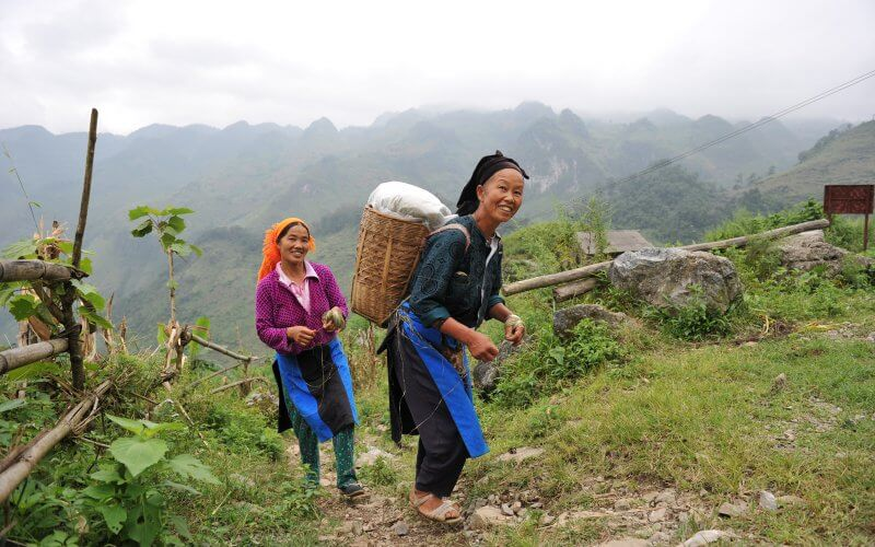 Sourires Hmong