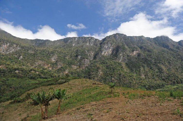 phu pha thi montagne