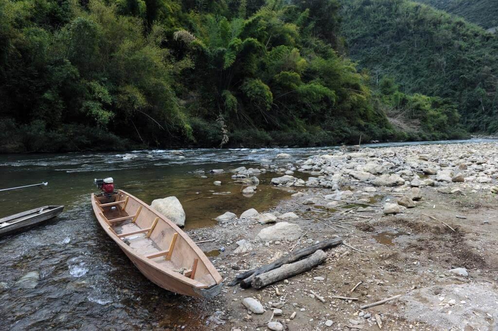 rivière nam et