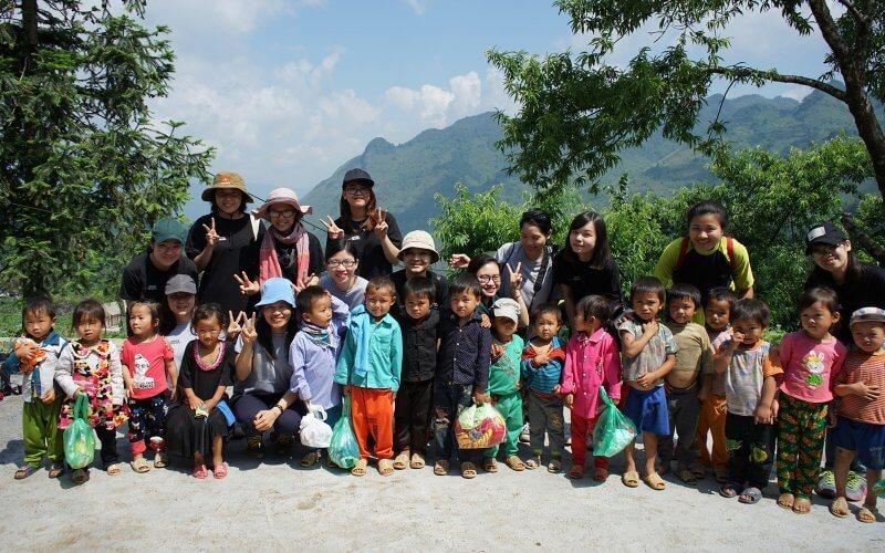 enfants ethniques seo lung