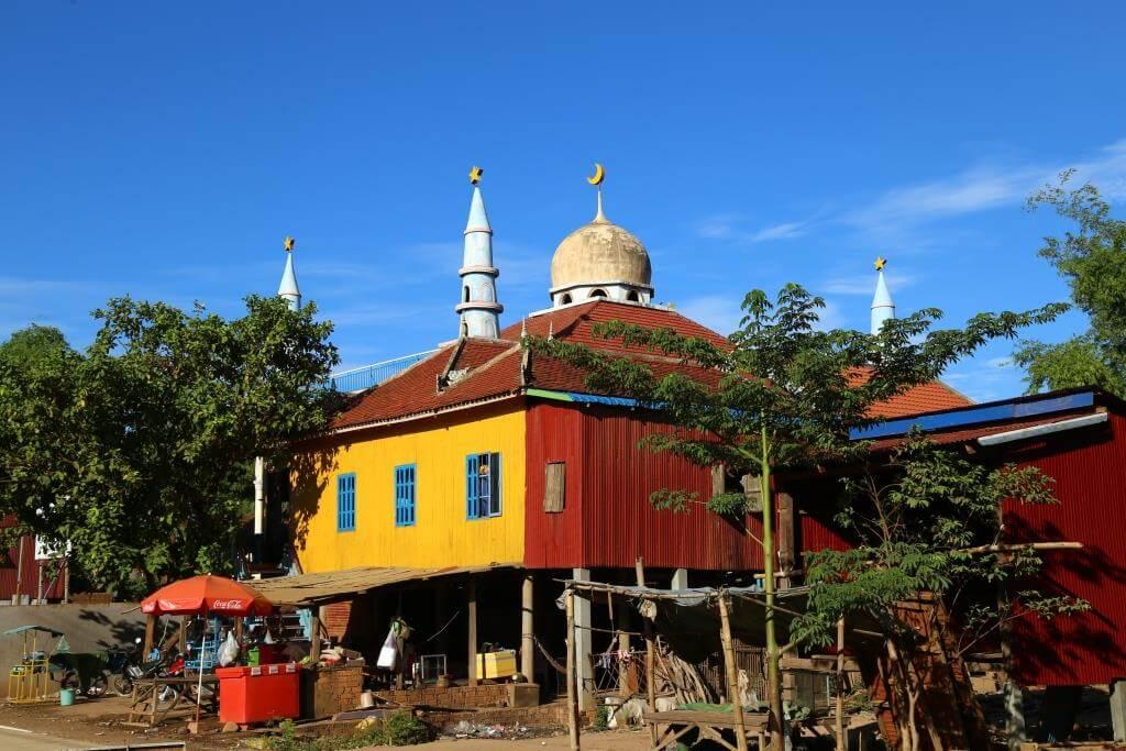 kampong cham mosquée