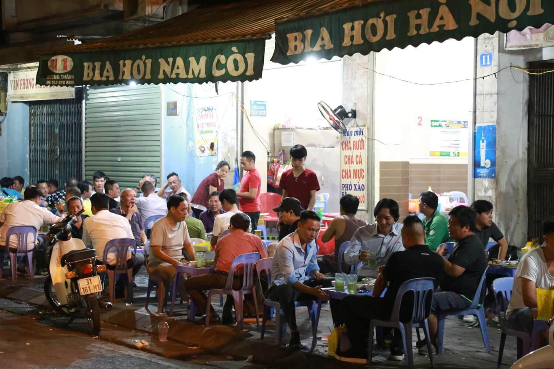 bia hoi bière Vietnam
