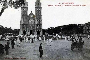 saigon archives histoire