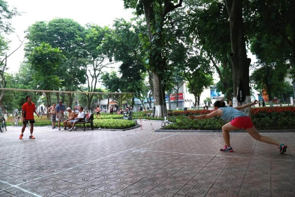 sport da cau vietnam