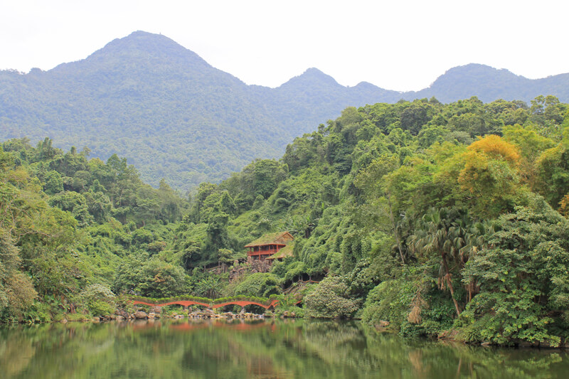 ba vi parc national vietnam